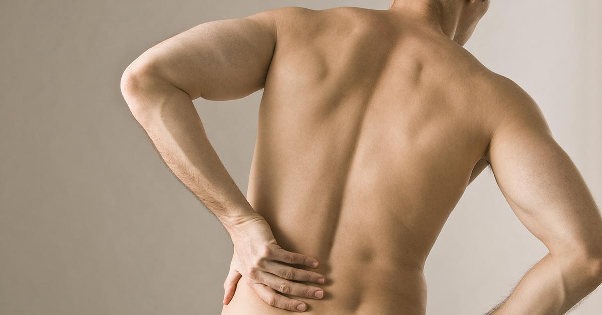 Gresham, OR natural back pain treatment